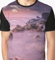 Mystery beach Graphic T-Shirt
