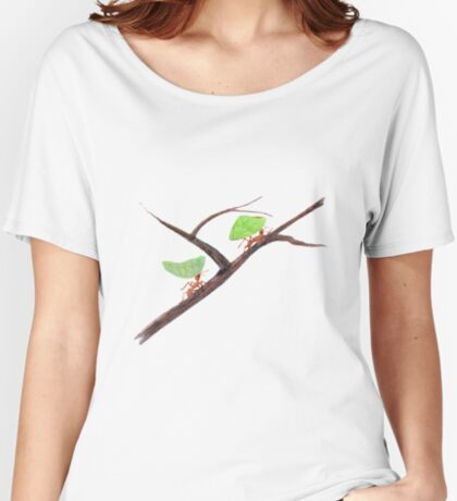 Weaver Ants going home Relaxed Fit T-Shirt