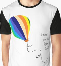 Favorite Lyrics feat. BTS Graphic T-Shirt