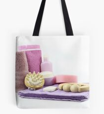 Spa brings together all the elements to take care of you Tote Bag