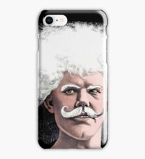 Circus Series The Ice King Magician iPhone Case/Skin