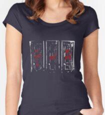 IT - doors Women's Fitted Scoop T-Shirt