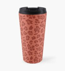 Autumn Animal Print 4 Travel Mug