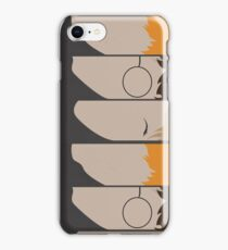 Potter3 iPhone Case/Skin