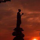 Greeting the Dawn by © Joe  Beasley IPA