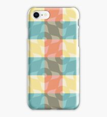 Kitchen Towel in pastel colors iPhone Case/Skin