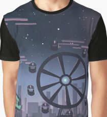 Carousel Spaceland Graphic T-Shirt