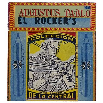 Augustus Pablo De El Rocker's by TheresaJG