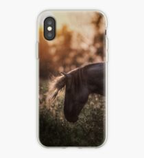 Summertime, ...And the cotton is high,,, iPhone Case
