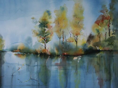 latest Autumnlight by Joke Klootwijk