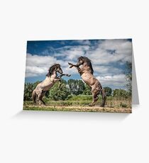 The Challenge Greeting Card