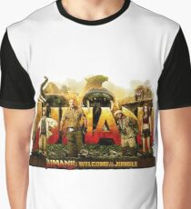 Welcome to the jungle Graphic T-Shirt