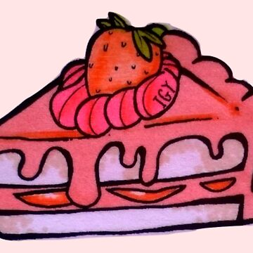 """Strawberry Kicks"" by IGYdesigns"