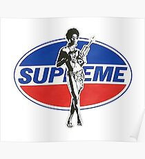 Supreme style t shirts and more Poster