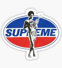 Supreme style t shirts and more Sticker
