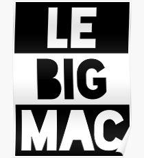 Le Big Mac Poster