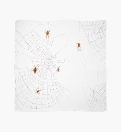 Spiders on the Web Scarf