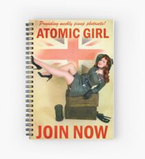 Join Now! Spiral Notebook