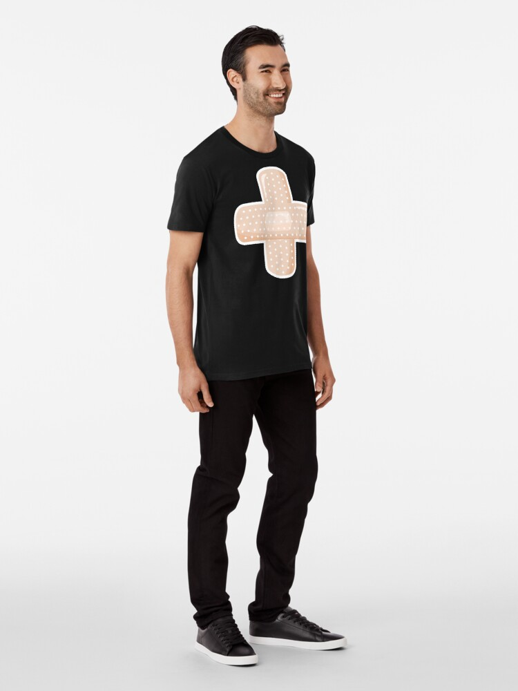 Alternate view of First Aid Plaster Premium T-Shirt