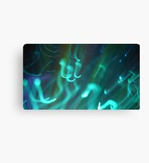 Gumby Ghosts Canvas Print