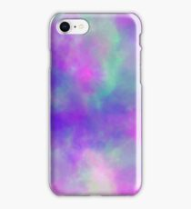 Colorful Clouds iPhone Case/Skin