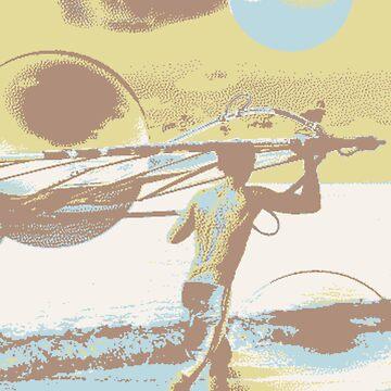 KiteSurfer by shuysentruyt