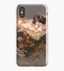 nesting spirits iPhone Case/Skin