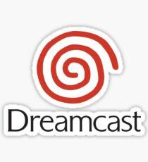 Sega Dreamcast Sticker
