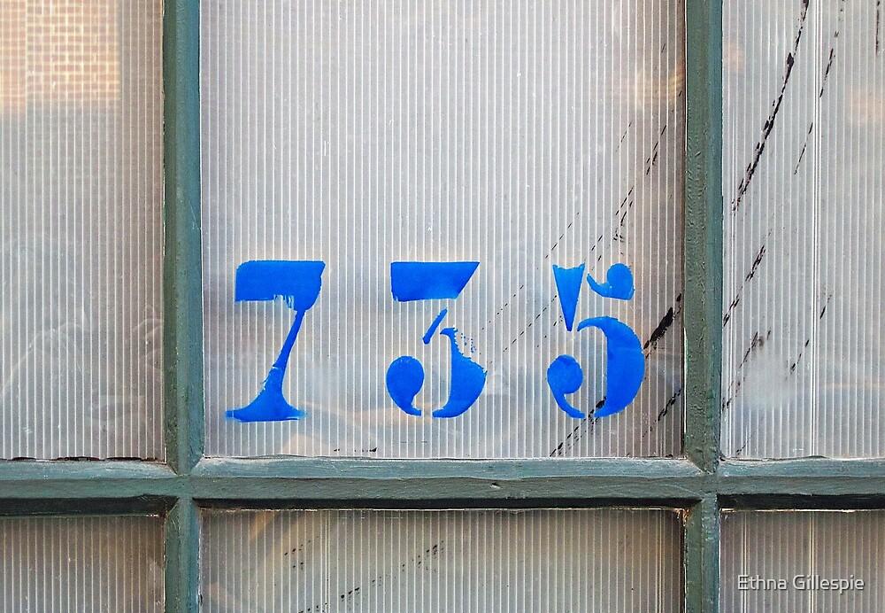 No. 735  by Ethna Gillespie