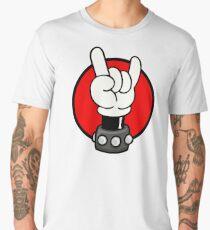 METAL - ROCKER - MOUSE Men's Premium T-Shirt