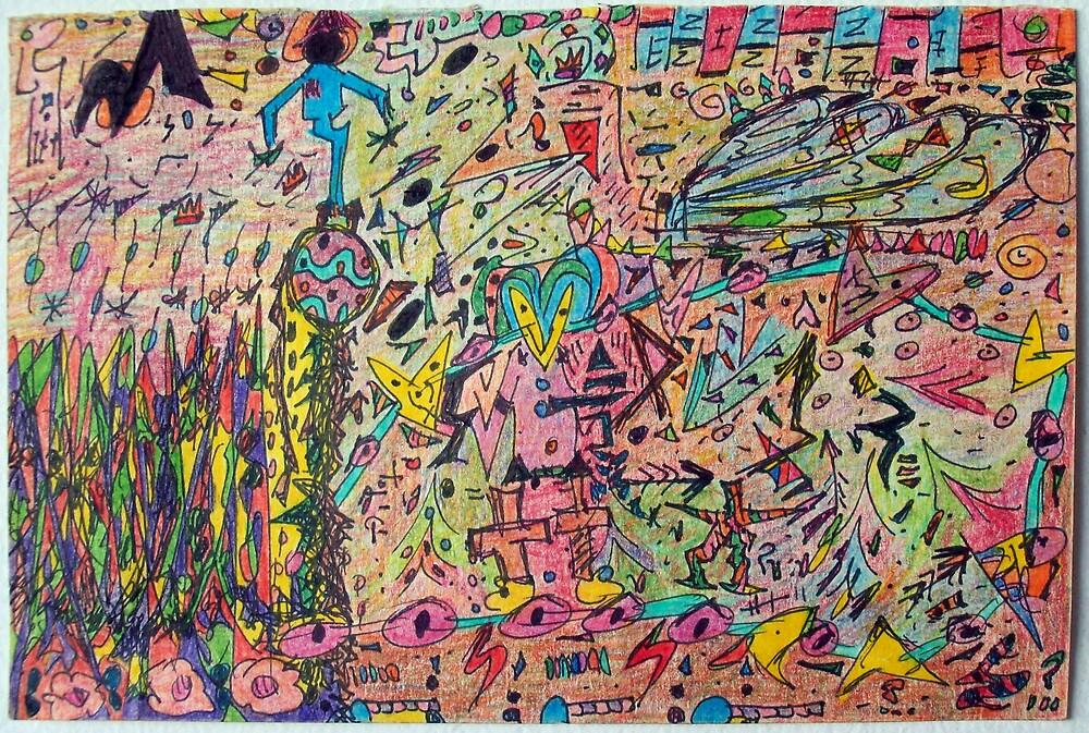 Candy Thunder by David Cicerone