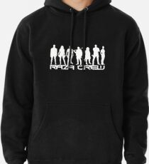 Dunkle Materie - Raza Crew Silhouetten (w) Hoodie