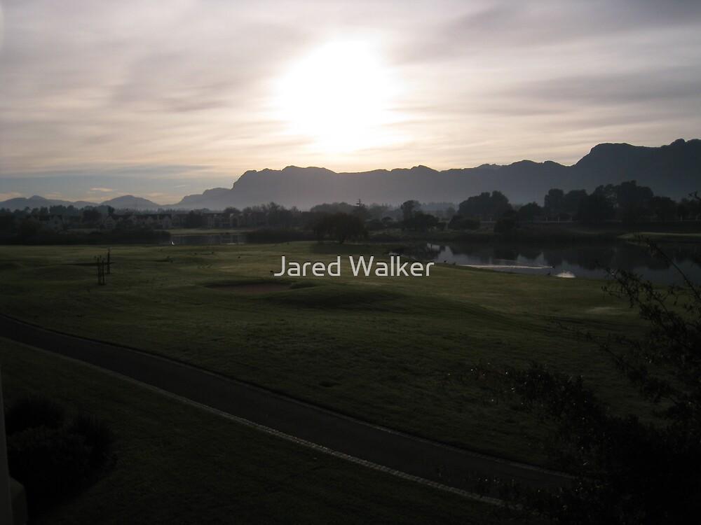 Dew Sunrise by Jared Walker