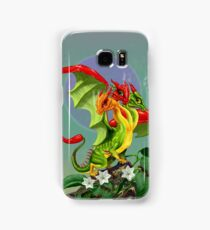 Peppers Dragon Samsung Galaxy Case/Skin