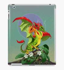 Peppers Dragon iPad Case/Skin