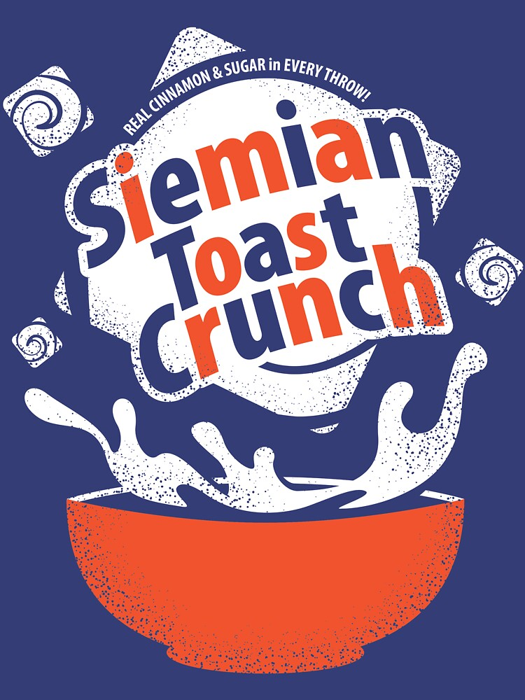 Image result for siemian toast crunch