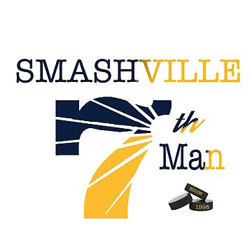Smashville Hockey - Predators 7th Man by Just4doglovers