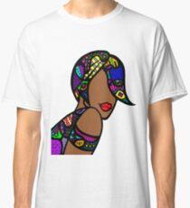 Angled Bob Classic T-Shirt