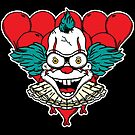 Krusty/Pennywise Mashup by vargasvisions