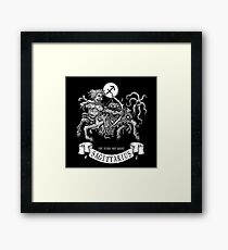 Dunwich Horror Sagittarius Framed Print