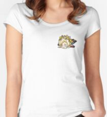 Chibi Mercy Women's Fitted Scoop T-Shirt