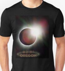 Diamond Ring Oregon 08-21-2017 T-Shirt