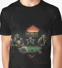Planeswalkers playing Magic Graphic T-Shirt