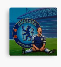 Chelsea London Painting Canvas Print