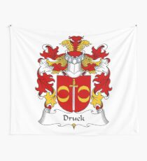 Druck Wall Tapestry