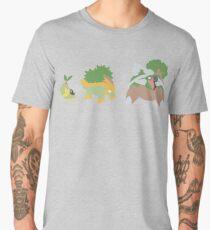 Turtwig Evolution Men's Premium T-Shirt
