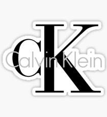 Calvin Klein Sticker