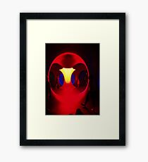 Levity III Framed Print