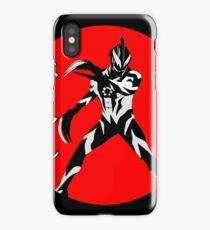 Ultraman Belial iPhone Case
