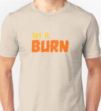 buffy - let it burn T-Shirt